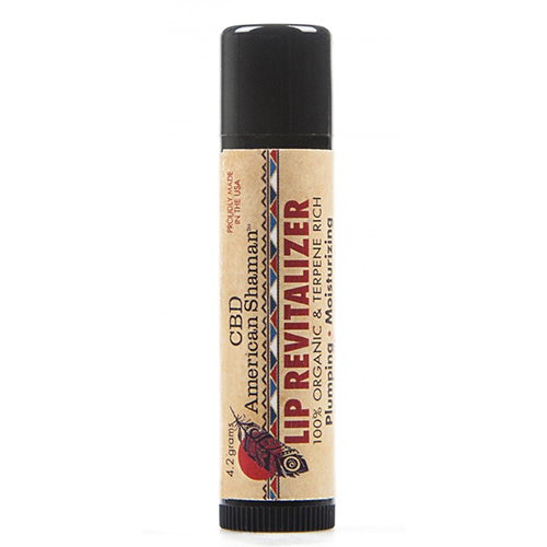 CBD American Shaman Lip Revitalizer organic