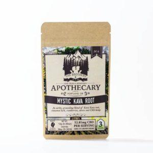 The brothers apothecary mystic kava root CBD tea