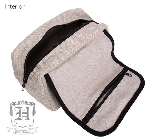 Toiletry Bag natural
