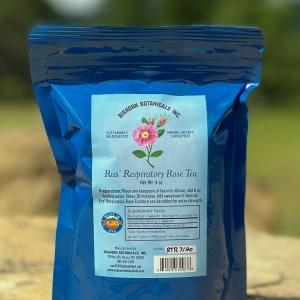 Bighorn Botanicals Rose Tea