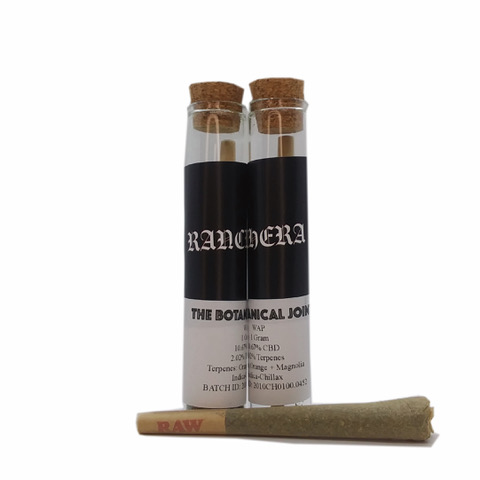 botanical joint pre roll