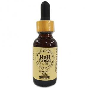 RR CBG Oil