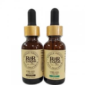 RR Natural Mint CBD Oil